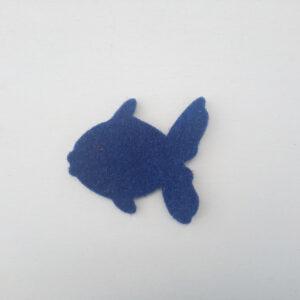 Sagoma pesce in feltro - Cose di Laura creatività in feltro