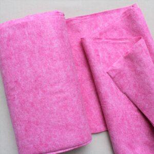 Panno lana al metro color zucchero filato - Cose di Laura creatività in feltro