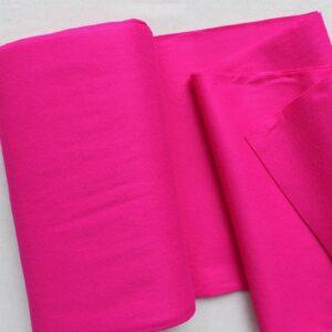 Panno lana al metro color ciclamino - Cose di Laura creatività in feltro