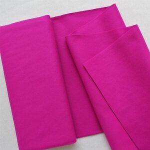 Panno lana al metro color fuxia - Cose di Laura creatività in feltro