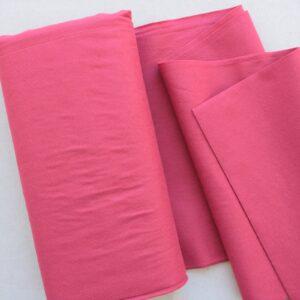 Panno lana al metro color rosa antico - Cose di Laura creatività in feltro