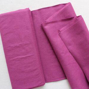Panno lana al metro color gelso - Cose di Laura creatività in feltro