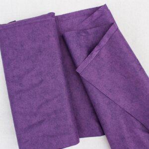 Panno lana al metro color prugna - Cose di Laura creatività in feltro