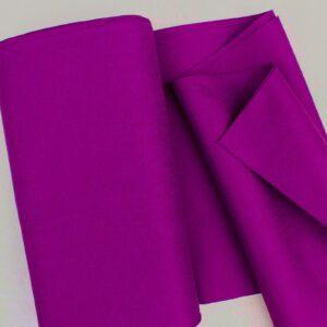 Panno lana al metro color ametista - Cose di Laura creatività in feltro
