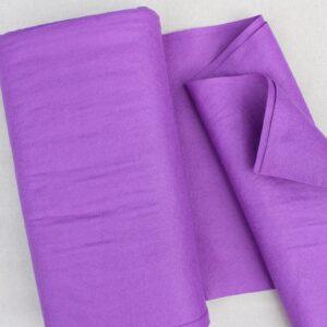 Panno lana al metro color lavanda - Cose di Laura creatività in feltro