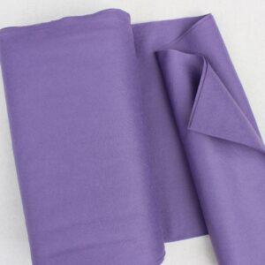 Panno lana al metro color salvia viola - Cose di Laura creatività in feltro