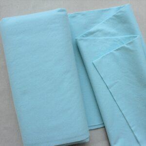 Panno lana al metro color azzurro baby - Cose di Laura creatività in feltro