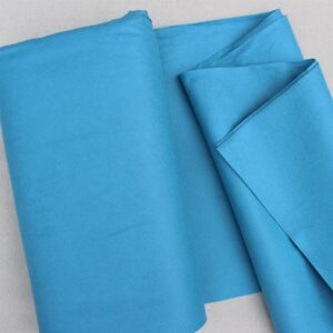 Panno lana al metro color celeste - Cose di Laura creatività in feltro