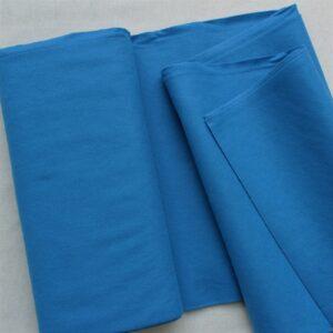 Panno lana al metro color azzurro - Cose di Laura creatività in feltro