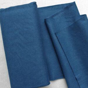 Panno lana al metro color jeans - Cose di Laura creatività in feltro