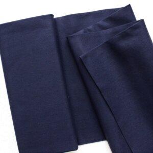 Panno lana al metro color blu scuro - Cose di Laura creatività in feltro