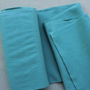 Panno lana al metro color verde mare - Cose di Laura creatività in feltro