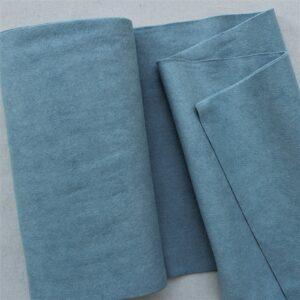 Panno lana al metro color blu cadetto - Cose di Laura creatività in feltro