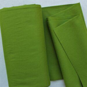 Panno lana al metro color muschio - Cose di Laura creatività in feltro