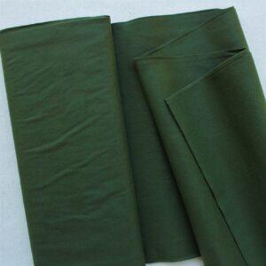 Panno lana al metro color verdone - Cose di Laura creatività in feltro