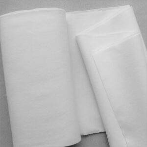 Panno lana al metro color panna - Cose di Laura creatività in feltro