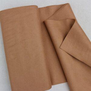 Panno lana al metro color cammello - Cose di Laura creatività in feltro