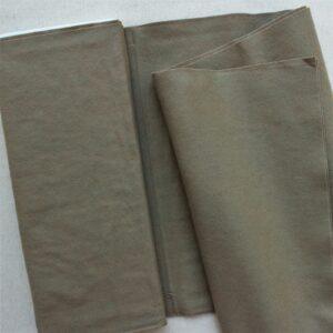 Panno lana al metro color fango - Cose di Laura creatività in feltro