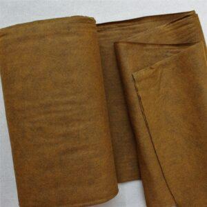 Panno lana al metro color caramello - Cose di Laura creatività in feltro